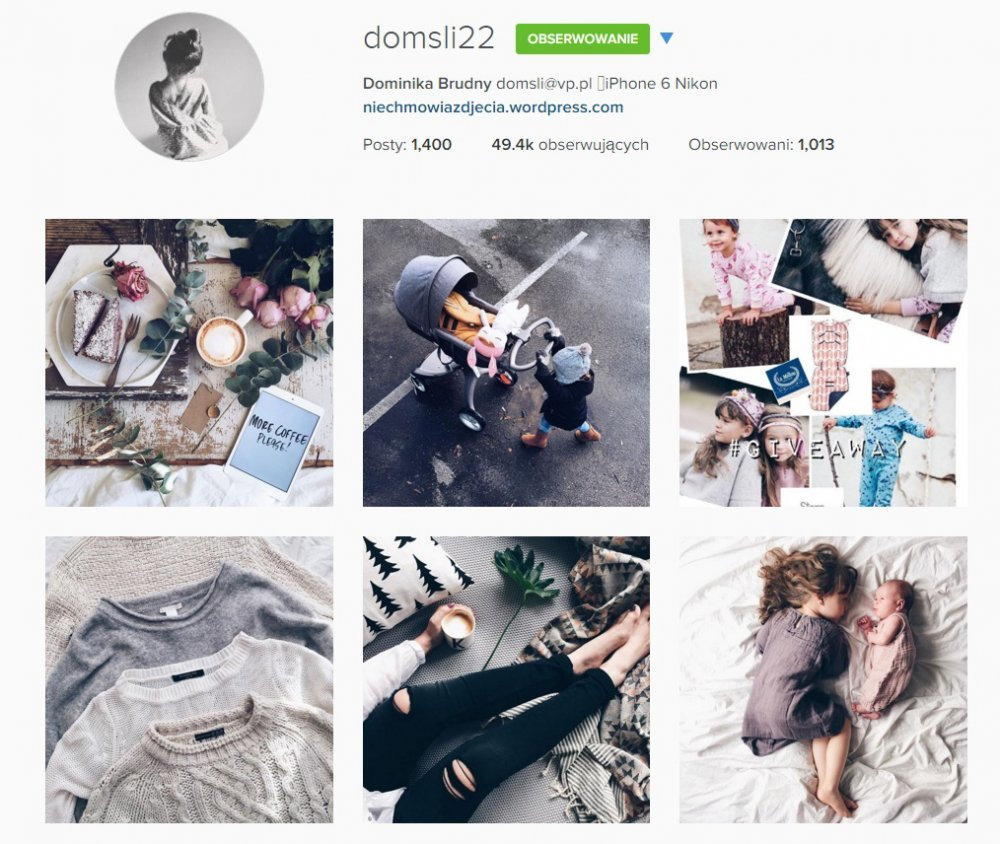 Instagram - 5 inspirujących kont wnętrzarskich
