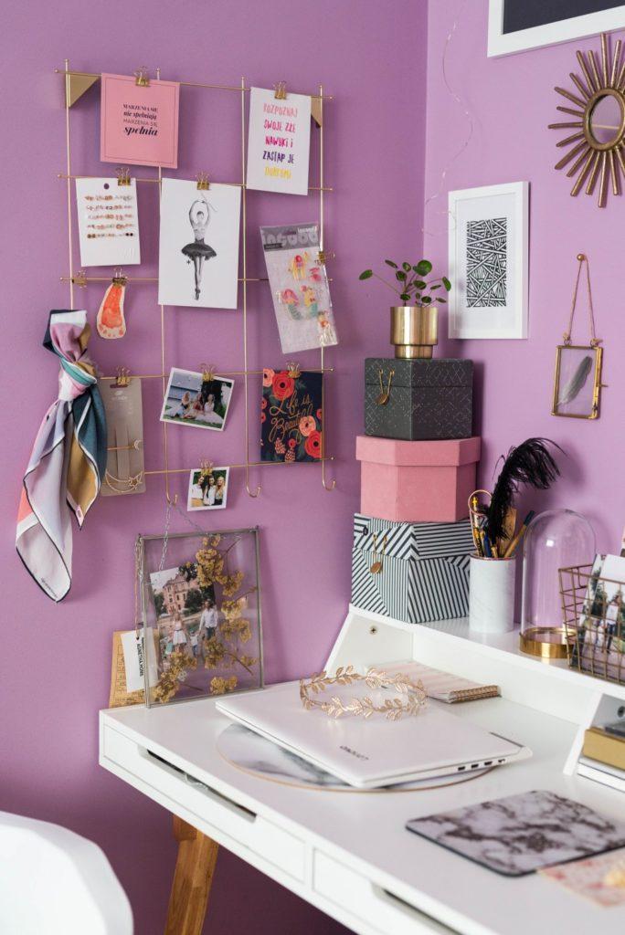 Jak stworzyć idealne miejsce do pracy w domu
