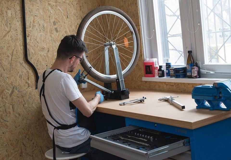 Domenico Bike Workshop 5