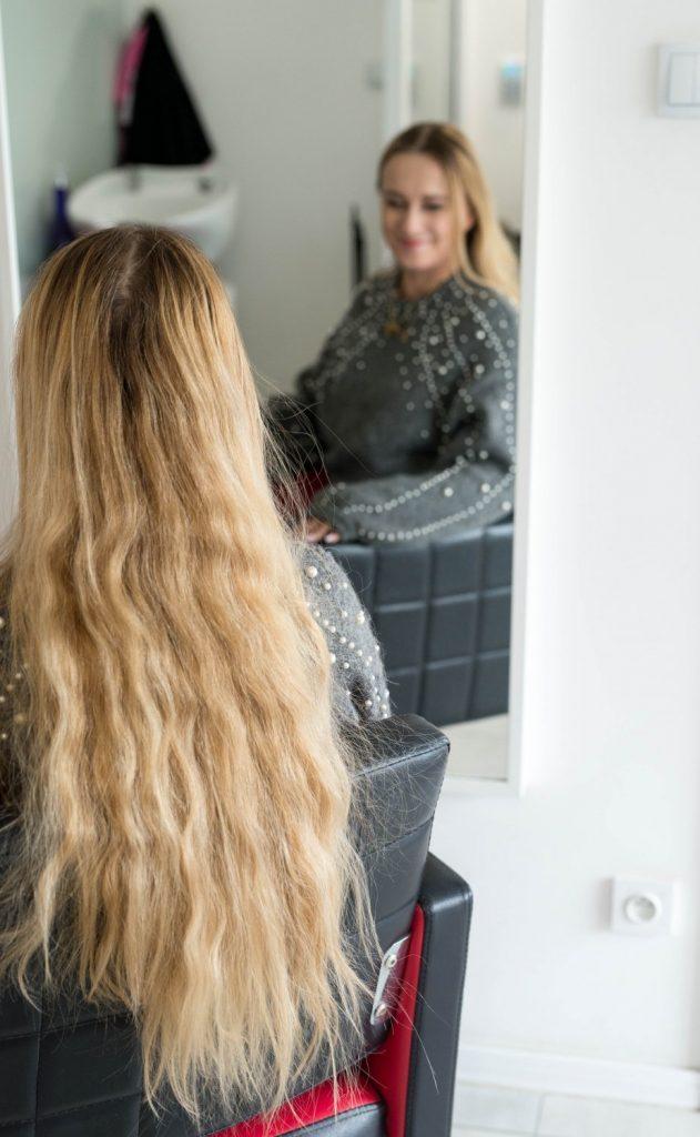 Jak pielęgnować długie włosy