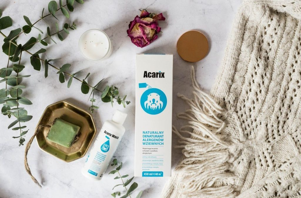 Jak żyć z alergią na roztocza Jak dbam o mieszkanie alergika 5