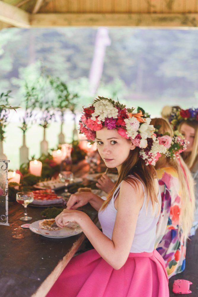 Kobiecy piknik z RIE