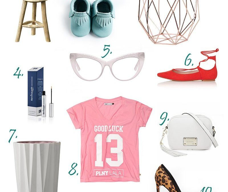 Lista zakupów moda i design 1