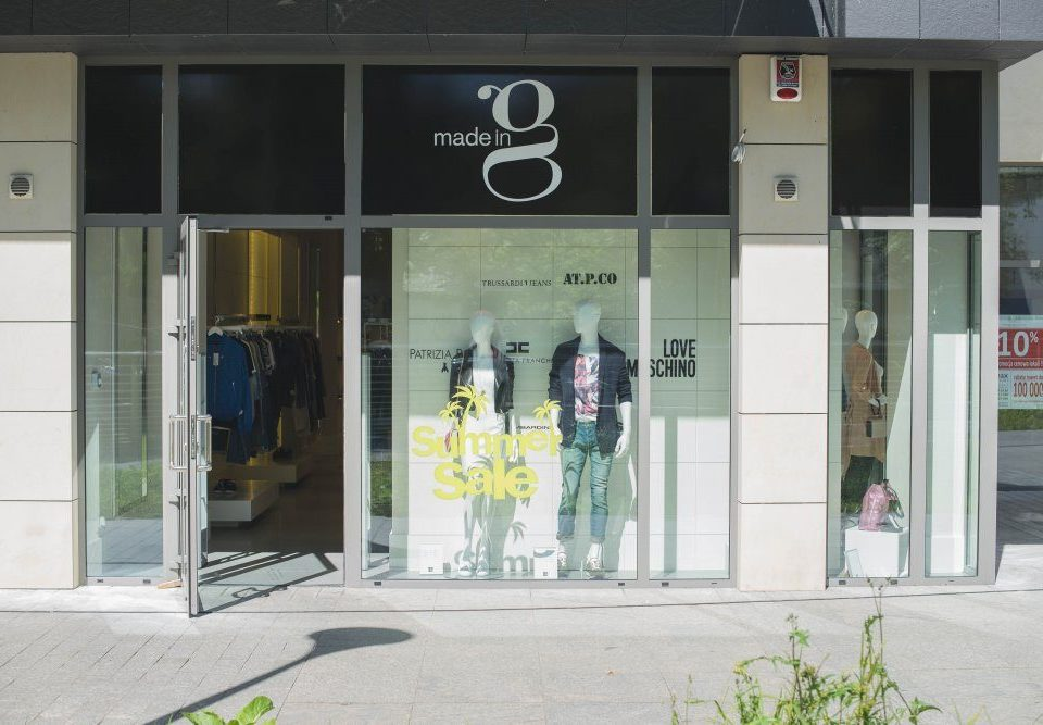 Made in G nowe miejsce dla kochających modę 1