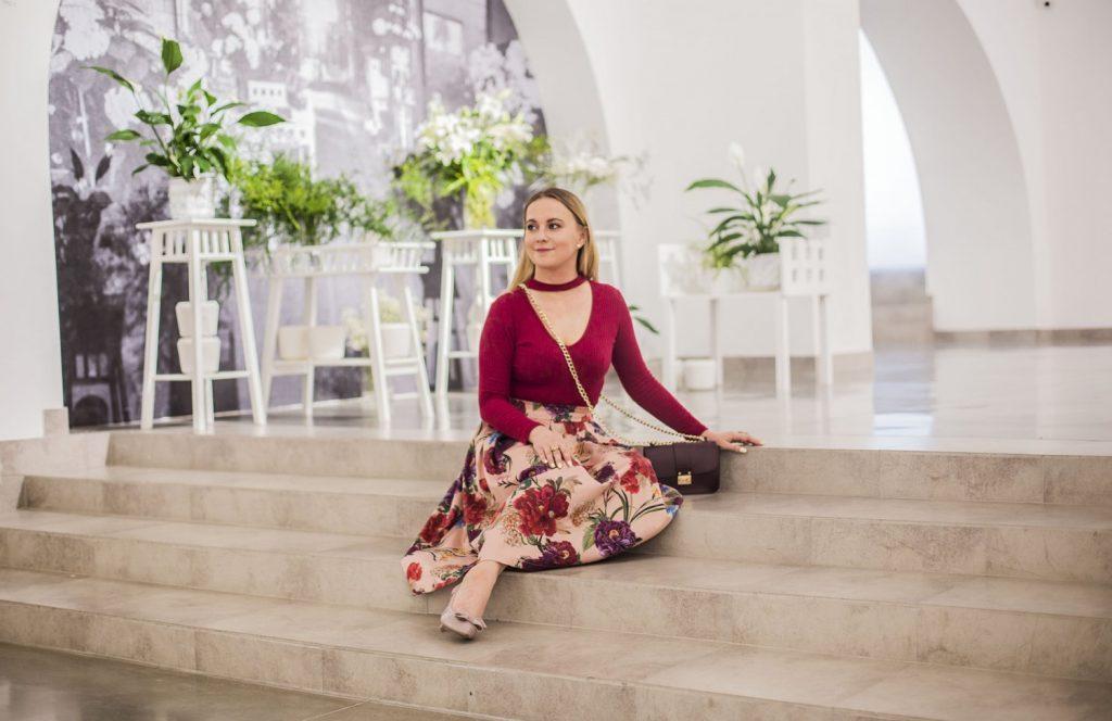 Odważ się żyć kreatywnie czyli stylizacja inspirowana Wielką Magią Elizabeth Gilbert 2