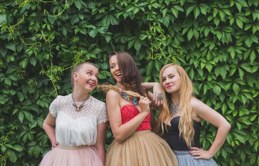 Potęga kobiecej przyjaźni