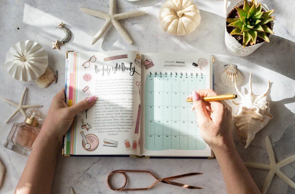 Zaplanuj szczęście z Happy Plannerem Jak uczynić planowanie interesującym zajęciem według Madamy 2