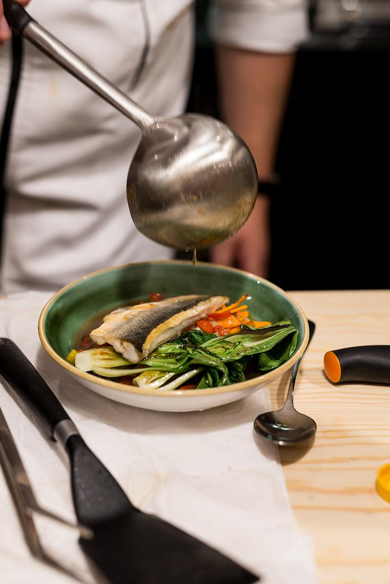 Co powinieneś wiedzieć o owocach morza? Warsztaty kulinarne z Łukaszem Jończykiem w Domowej Spiżarni