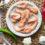 Risotto z kalafiora z krewetkami i papryką