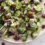 Sałatka brokułowa z migdałami i pestkami dyni