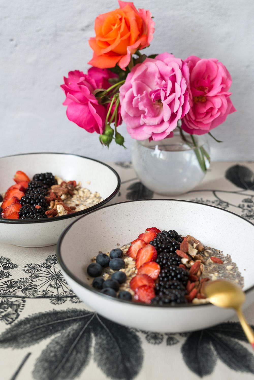 2 propozycje śniadań na smukłą sylwetkę