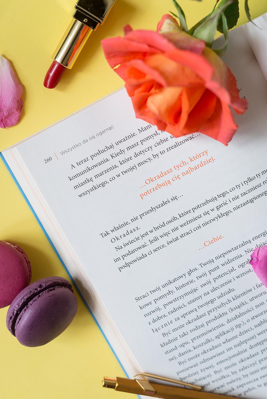Wszystko da się ogarnąć – recenzja i cytaty z książki Marie Forelo