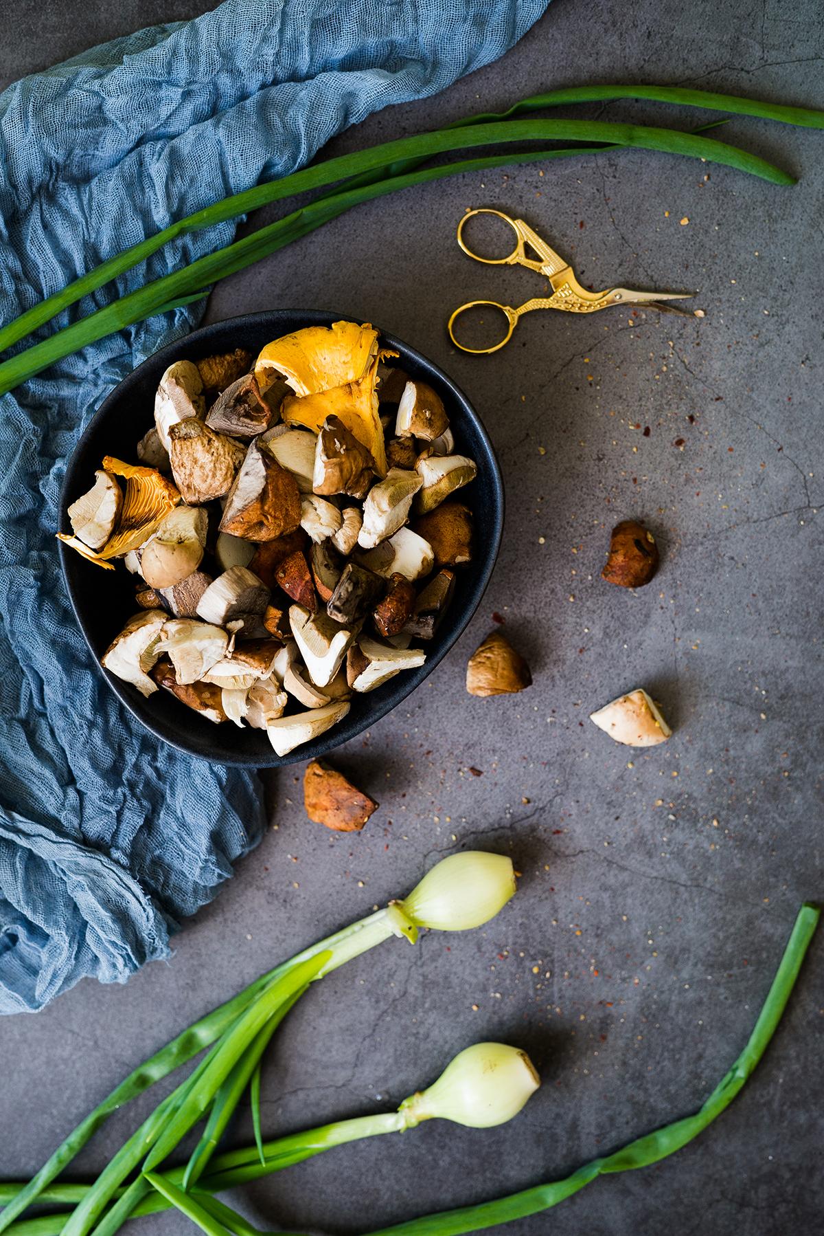 Prosty przepis na sprawdzoną zupę grzybową