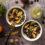 Wege sałatka z jarmużem, mandarynką i żurawiną