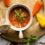 Krem z papryki i pomidora z piekarnika