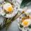 Pietruszkowe placuszki z jajkiem sadzonym od Jarzynova