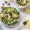 Sałatka z gruszką, serem pleśniowym i koprem włoskim